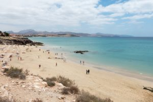 Spiaggia - Playa Blanca