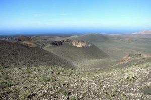 Lanzarote - isola dei vulcani