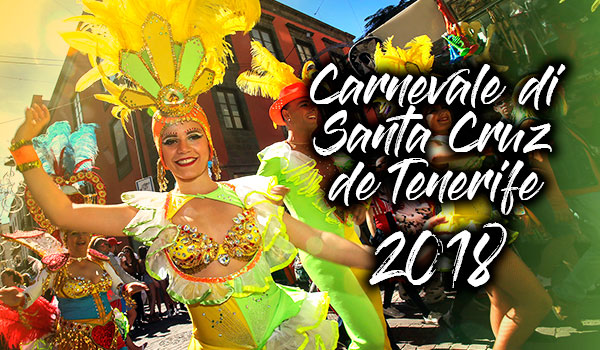 carnevale santa cruz tenerife 2018